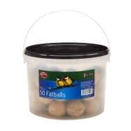 Ambassador Fat Balls - 50 Pack