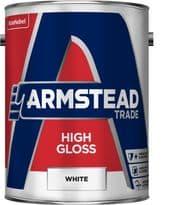 Armstead Trade High Gloss 5L - White