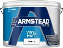 Armstead Trade Vinyl Matt 10L - White