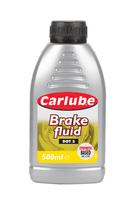 Carlube Brake Fluid DOT 3 - 500ml