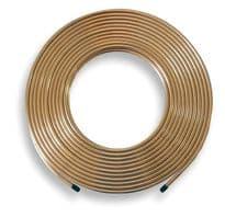 Copper Pipe Coil - 10mx10mm