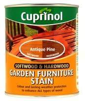Cuprinol Garden Furniture Stain 750ml - Antique Pine