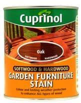 Cuprinol Garden Furniture Stain 750ml - Oak