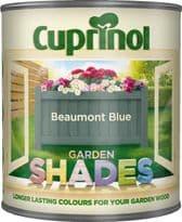 Cuprinol Garden Shades 1L - Beaumont Blue