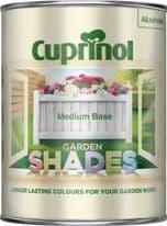 Cuprinol Garden Shades 1L - Medium Base
