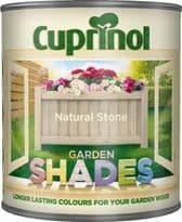 Cuprinol Garden Shades 1L - Natural Stone