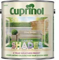 Cuprinol Garden Shades 2.5L - Olive Garden