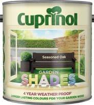 Cuprinol Garden Shades 2.5L - Seasoned Oak