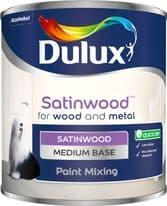 Dulux Colour Mixing 1L - Medium Satinwood Base