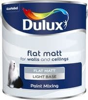 Dulux Colour Mixing 2.5L - Light Flat Matt