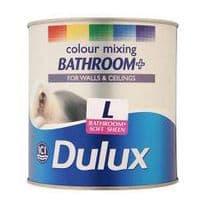 Dulux Colour Mixing Bathroom+ Soft Sheen Base 1L - Medium