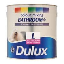 Dulux Colour Mixing Bathroom+ Soft Sheen Base 2.5L - Medium