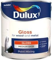 Dulux Colour Mixing Gloss Base 2.5L - Medium