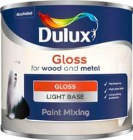 Dulux Colour Mixing Gloss Base 500ml - Light