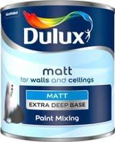 Dulux Colour Mixing Matt Base 1L - Extra Deep