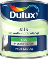 Dulux Colour Mixing Silk Base 1L - Medium