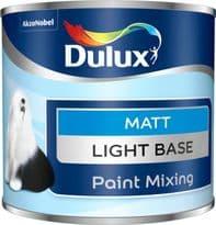 Dulux Colour Mixing Tester Base 250ml - Light