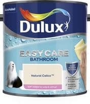 Dulux Easycare Bathroom Soft Sheen 2.5L - Natural Calico