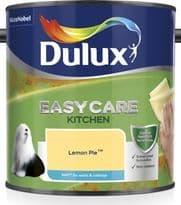 Dulux Easycare Kitchen Matt 2.5L - Lemon Pie