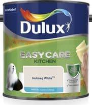Dulux Easycare Kitchen Matt 2.5L - Nutmeg White