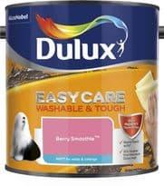 Dulux Easycare Matt 2.5L - Berry Smoothie
