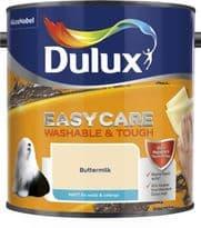 Dulux Easycare Matt 2.5L - Buttermilk