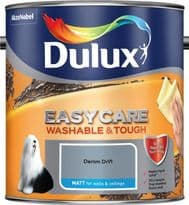 Dulux Easycare Matt 2.5L - Denim Drift