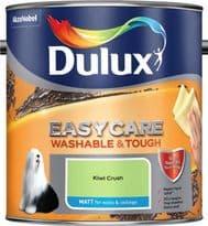 Dulux Easycare Matt 2.5L - Kiwi Crush