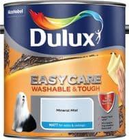 Dulux Easycare Matt 2.5L - Mineral Mist