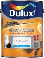 Dulux Easycare Matt 5L - PBW
