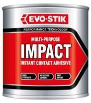 Evo-Stik Impact Adhesive - 500ml Tin