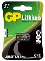 GP Lithium Battery CR2 - Single