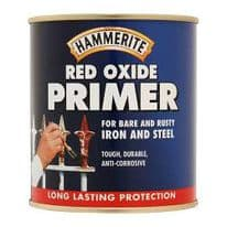 Hammerite Red Oxide Primer - 250ml