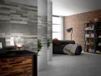 Newker Casale Grey Wall Tile 600 x 200mm - 1.08m2