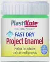 PlastiKote Fast Dry Enamel Brush On - Jade - 59ml Bottle