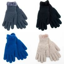 RJM Ladies Cosy Gloves