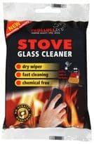 Trollull Stove Glass Cleaner Steel Wool - Pack 2