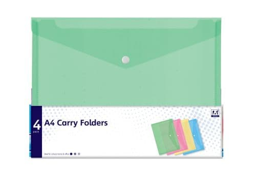 Anker A4 Carry Folders - Pack 4