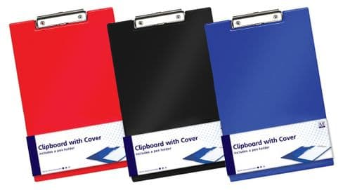 Anker Clipboard With Cover - Includes Pen Holder