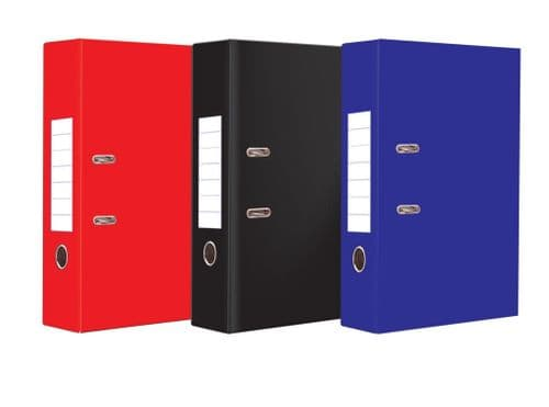 Anker Lever Arch File - Red, Black or Blue
