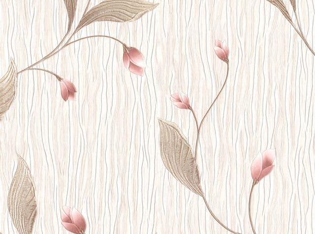 Belgravia Tiffany Platinum Pink/Bronze Trail GB160 Wallpaper