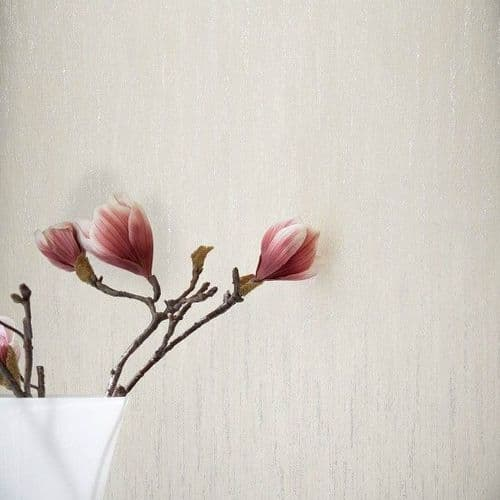 Crown Synergy White Texture M0736 Wallpaper