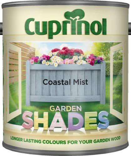 Cuprinol Garden Shades 1L - Coastal Mist