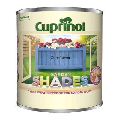 Cuprinol Garden Shades 1L - Cornflower
