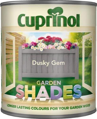 Cuprinol Garden Shades 1L - Dusky Gem