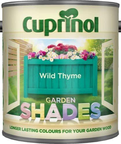 Cuprinol Garden Shades 1L - Wild Thyme