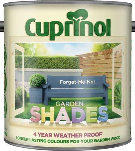 Cuprinol Garden Shades 2.5L - Forget Me Not