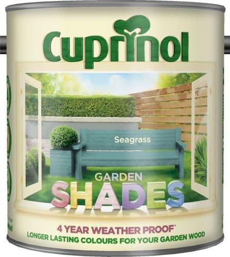 Cuprinol Garden Shades 2.5L - Seagrass
