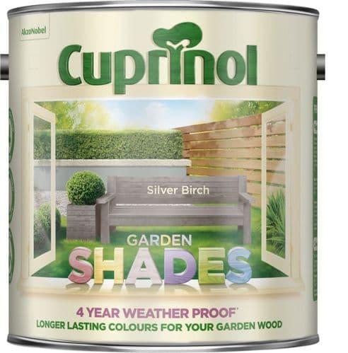 Cuprinol Garden Shades 2.5L - Silver Birch