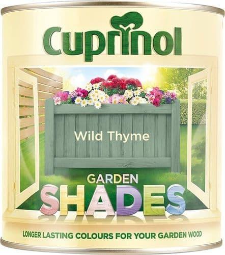 Cuprinol Garden Shades 2.5L - Wild Thyme